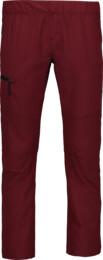 Vínové detské ultraľahké športové nohavice PRECISE - NBSPK6787S