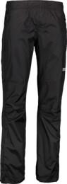 Men's black fullzip waterproof pants CURSORY - NBSPM6831