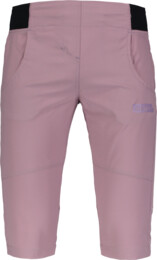 Kid's pink ultra light outdoor shorts HOMEY - NBSPK6849L