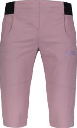 Ružové detské ultraľahké outdoorové kraťasy HOMEY - NBSPK6849S