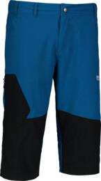Modré pánské lehké outdoorové kraťasy ENTENTE - NBSPM6125