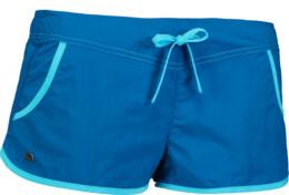 Modré dámské plážové šortky SHINE - NBSPL6252