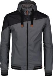 Jachetă gri de primăvară pentru bărbați TRYST