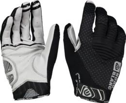 Černé dámské cyklistické rukavice HOOK - NBWG6364
