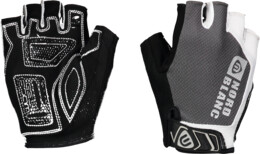 Bílé pánské cyklistické rukavice LIGHTHAND - NBSG6365