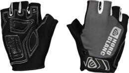 Černé pánské cyklistické rukavice LIGHTHAND - NBSG6365