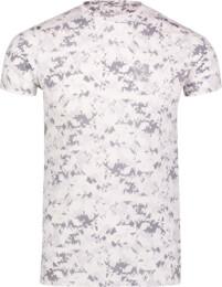 Biele pánske funkčné tričko GUISE - NBSMF6609