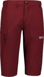 Men's wine red light outdoor shorts PELLUCID