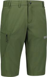Zelené pánské lehké outdoorové kraťasy PELLUCID - NBSPM6636