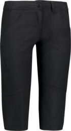 Pantaloni scurți ultra-ușori negri outdoor pentru femei DANDY - NBSPL6645