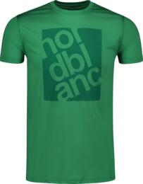 Zelené pánske fitness tričko PERT - NBSMF6657