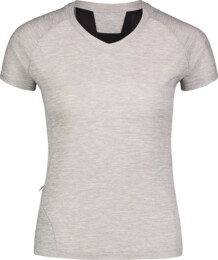 Damen Joggen- T-Shirt grau STOCK