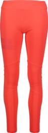 Oranžové dámské legíny na jogging SCRIMPY - NBSPL6688