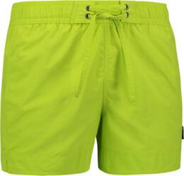 Zelené pánske kúpacie šortky ZILCH