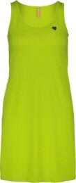 Women's green dress ASCETIC - NBSLD6767