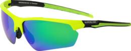 Zelené polarizované slnečné okuliare SOL