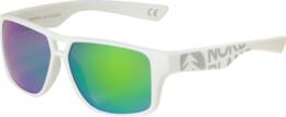 Bílé polarizované sluneční brýle FRIZZLE - NBSG6836A