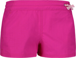 Ružové detské plážové šortky WISPY - NBSPK6850L