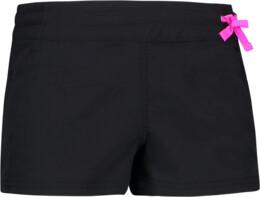 Čierne detské plážové šortky WISPY - NBSPK6850S