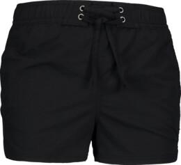 Čierne detské kúpacie šortky SCOOT