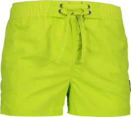 Zelené detské kúpacie šortky SCOOT