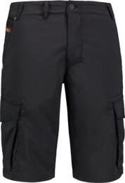 Pantaloni scurți negri pentru bărbați NEWI - NBSPM6856
