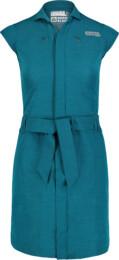 Modré dámské outdoorové šaty SAIJA - NBSLD4258