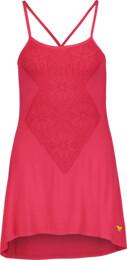 Ružové dámske šaty RESORT - NBSLD5658