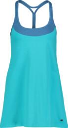 Modré dámske šaty SUMMERY - NBSLD5659
