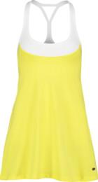 Women's yellow dress SUMMERY - NBSLD5659