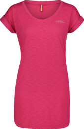 Ružové dámske šaty ALLOW - NBSLD6256