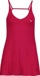 Červené dámske šaty STRINGS - NBSLD6258