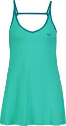 Women's green dress STRINGS - NBSLD6258