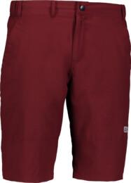 Men's wine red light outdoor shorts CLASSY