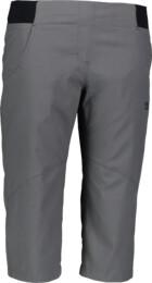 Pantaloni scurți ultra-ușori gri outdoor pentru femei ABET - NBSPL6646
