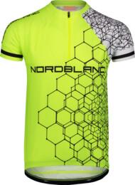 Žlutý pánský cyklo dres GATOR - NBSMF6648
