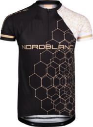 Černý pánský cyklo dres GATOR - NBSMF6648
