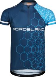 Modrý pánský cyklo dres GATOR - NBSMF6648