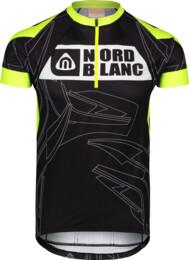 Čierny pánsky cyklo dres GEE - NBSMF6649