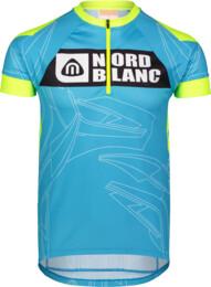 Modrý pánsky cyklo dres GEE - NBSMF6649