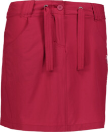 Women's wine red skirt WANTON - NBSSL6758