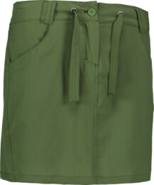 Women's green skirt WANTON - NBSSL6758