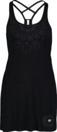 Čierne dámske šaty QUIRK - NBSLD6765