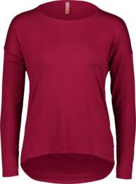 Piros női elasztikus póló SLOPPY - NBSLT6772