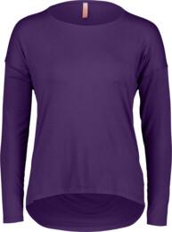Lila női elasztikus póló SLOPPY - NBSLT6772