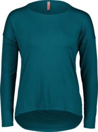 Zöld női elasztikus póló SLOPPY - NBSLT6772