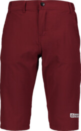 Kid's wine red light outdoor shorts SEEMLY - NBSPK6788S
