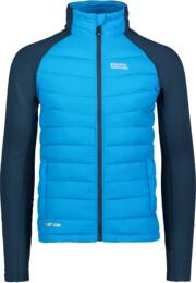 Modrá pánská sportovní bunda THORAX - NBWJM6441