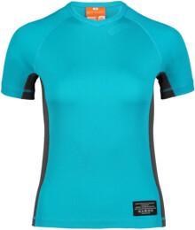 Modré dámske celoročné termo triko LINDY - NBBLU2248