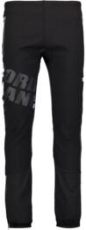 Men's black softshell multi-sport pants with fleece NORDCO - NBWP2717